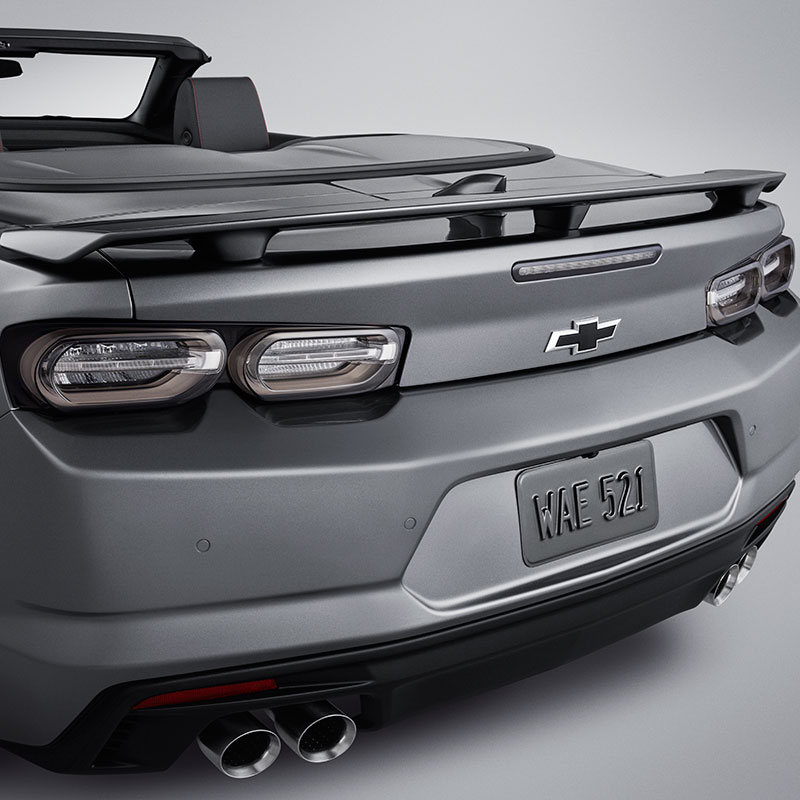 2019 Camaro Lights, Dark Tail Light Package, Set of Two, LS and LT Models